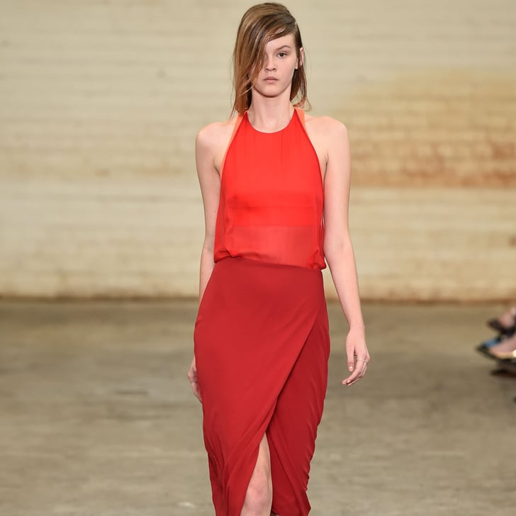Dion Lee Debuts Sharp Shirting and a Cool Take on Cocktail