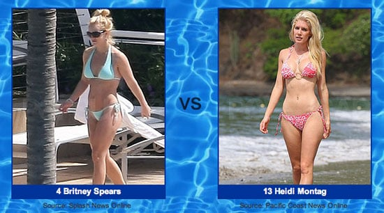 Help Us Choose the Hottest Bikini Body of 2009 and Win an iPhone!