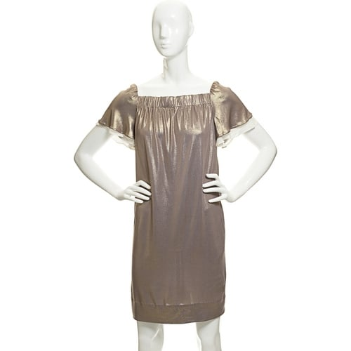 3.1 Phillip Lim Metallic Shift Dress: Love It or Hate It?