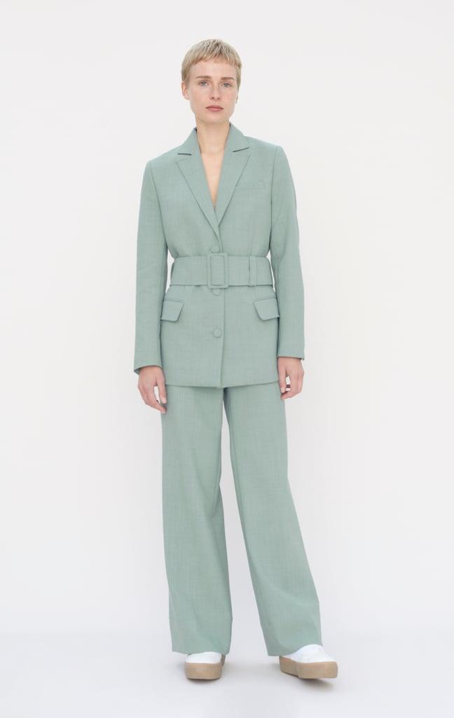 Princess Victoria\'s Green Rodebjer Suit   POPSUGAR Fashion Australia