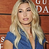 Hailey Baldwin's Soft Waves in July 2016