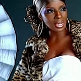 Mary J. Blige's Favorite Music Video Look