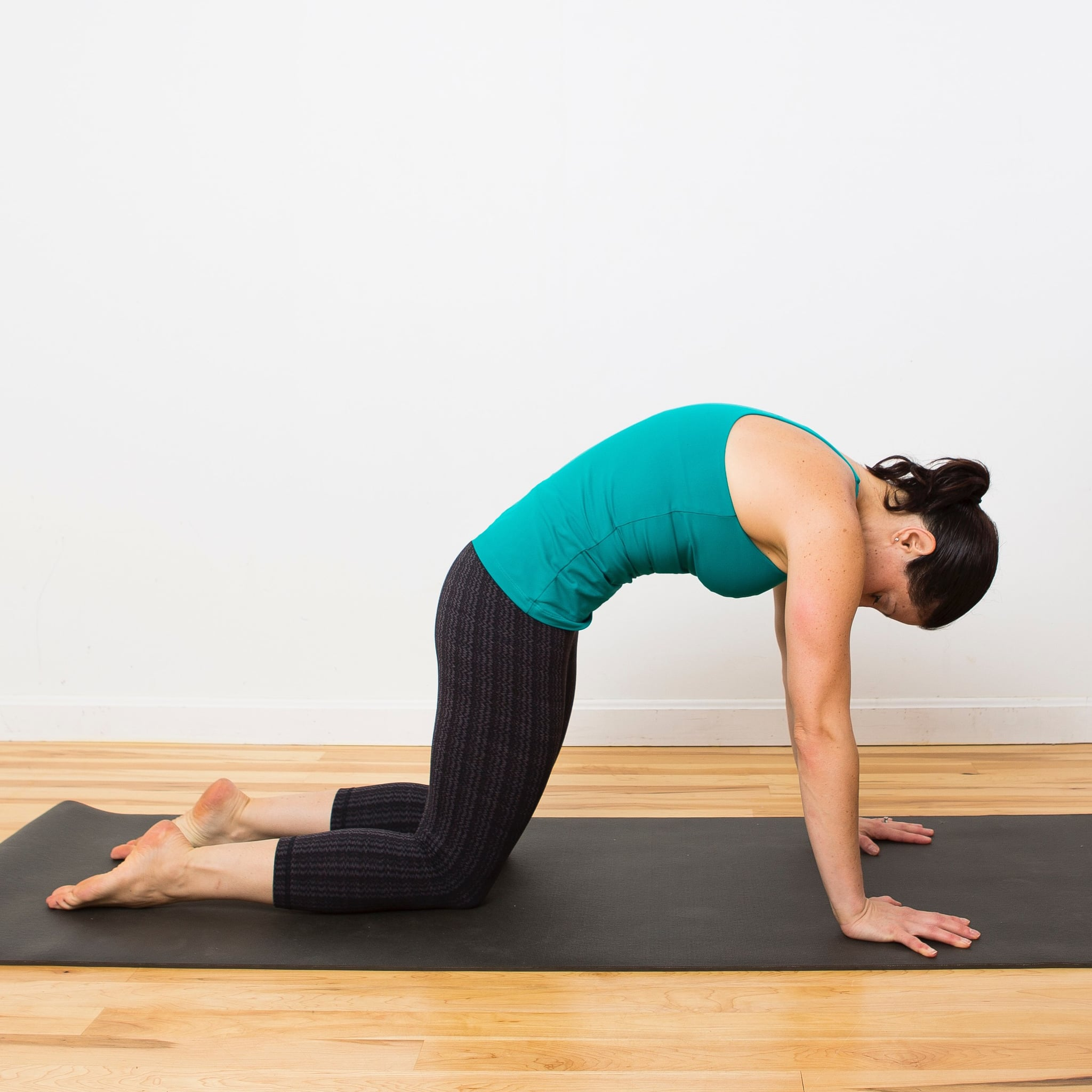 Gentle Yoga Sequence  POPSUGAR Fitness