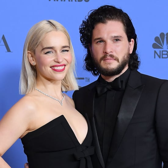 Emilia Clarke's Reaction to Daenerys's Death Game of Thrones