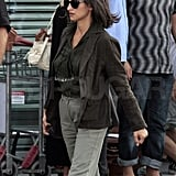 Penelope Cruz Goes Slightly Gray For Her New Role