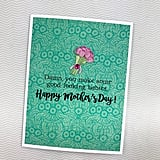 Damn Good Looking Babies Mother's Day Card