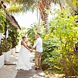 Colorful Mexico Destination Wedding