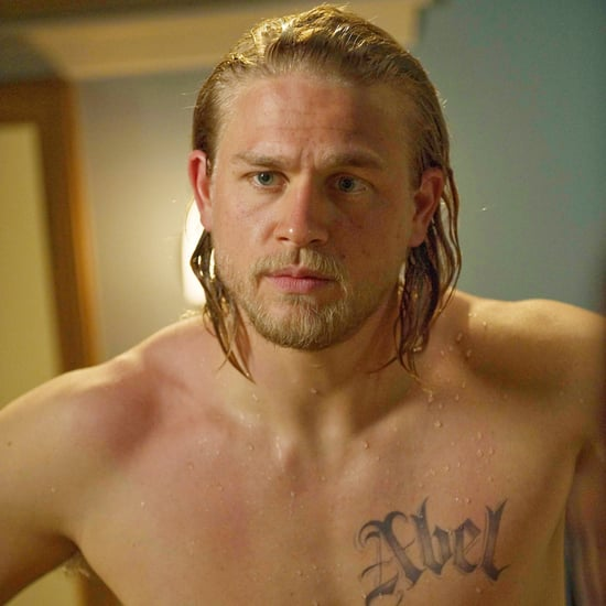 Shirtless Jax Teller Sons of Anarchy GIFs