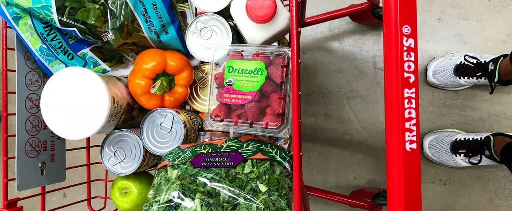 A Fitness Editor's Trader Joe's Grocery List