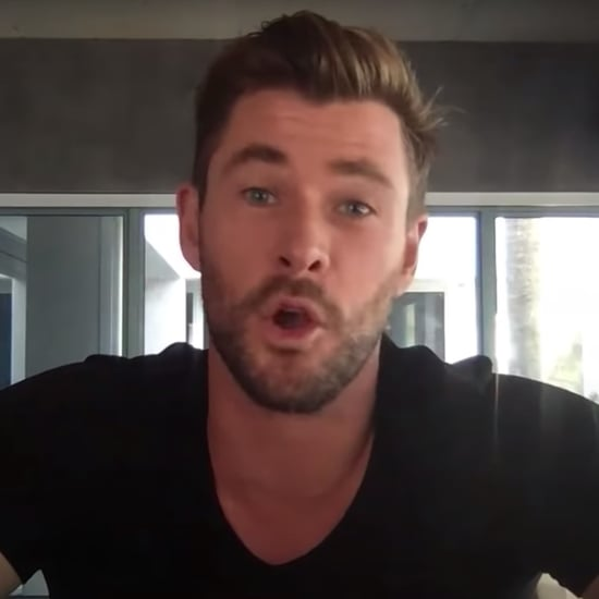 Chris Hemsworth Talks About Homeschooling His Kids Video