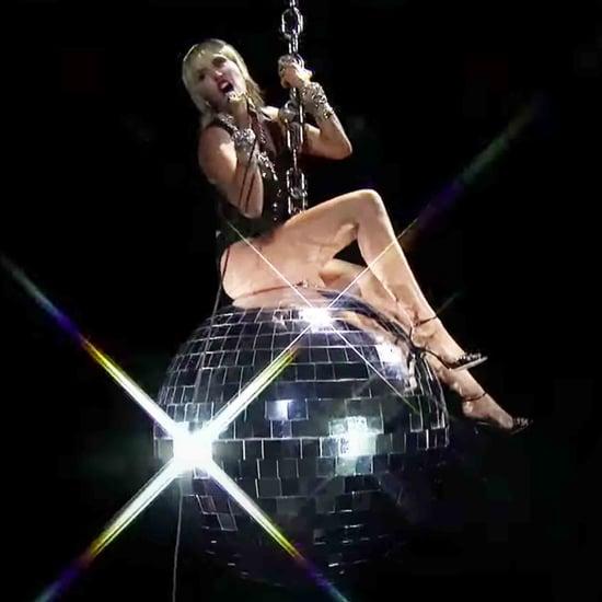 Watch Miley Cyrus's MTV VMAs 2020 Performance Video