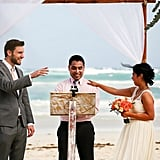 This Couple Got Ready Together For Their Tulum Wedding, and It Looked So Romantic