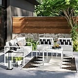 Beacon Hill 4-Piece Patio Conversation Set