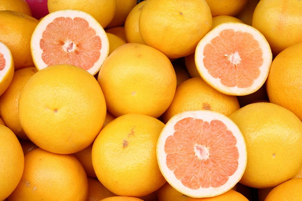 The Winter Food: Grapefruit