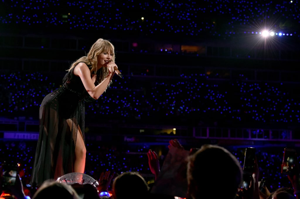Taylor Swift's Tribute For Aretha Franklin