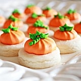 Pumpkin Cookie Nibbles