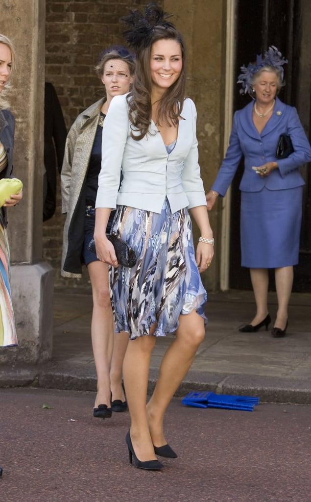 Lady Rose Windsor And George Gilman Wedding July 2008