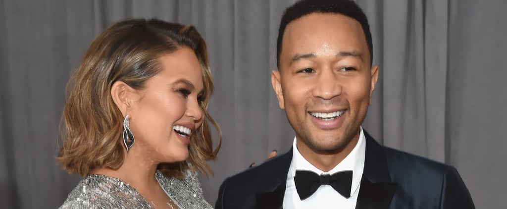 John Legend Quote About Drinking at the 2018 Grammys