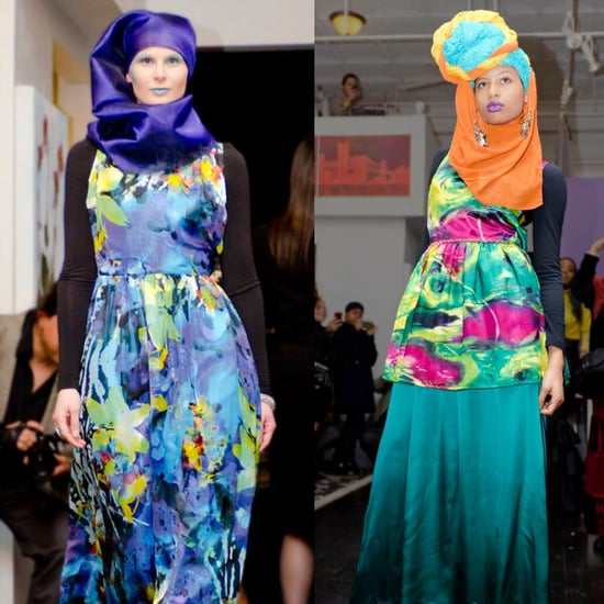Modeling agency for models who wear hijabs (Video)