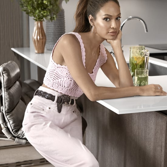 Joan Smalls's Miami Home Pictures in Elle Decor