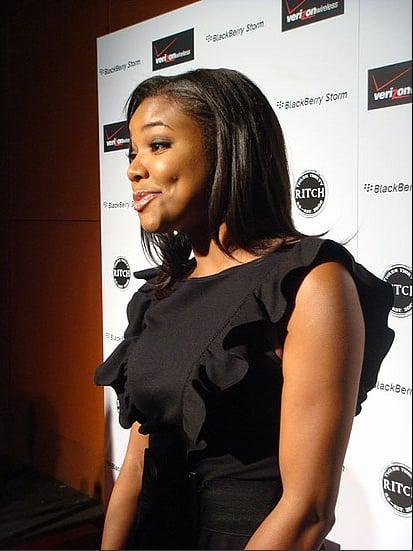 Gabrielle Union Hosts the BlackBerry Storm Party