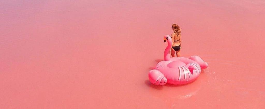 Millennial Pink Travel Destinations