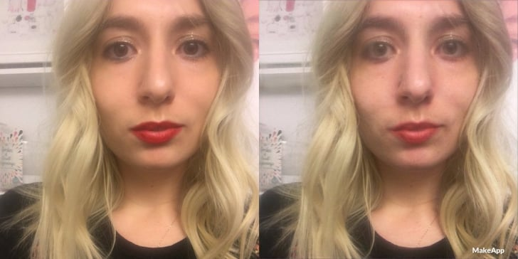 What Is Makeapp App That Shows Women With No Makeup On