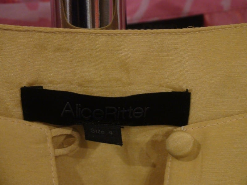 In The Showroom: Alice Ritter Spring 2009