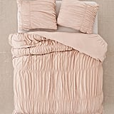 Cinched Jersey Duvet Cover