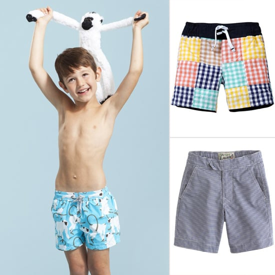 9 Cute, Colorful Trunks For Your Lil Spring Breaker