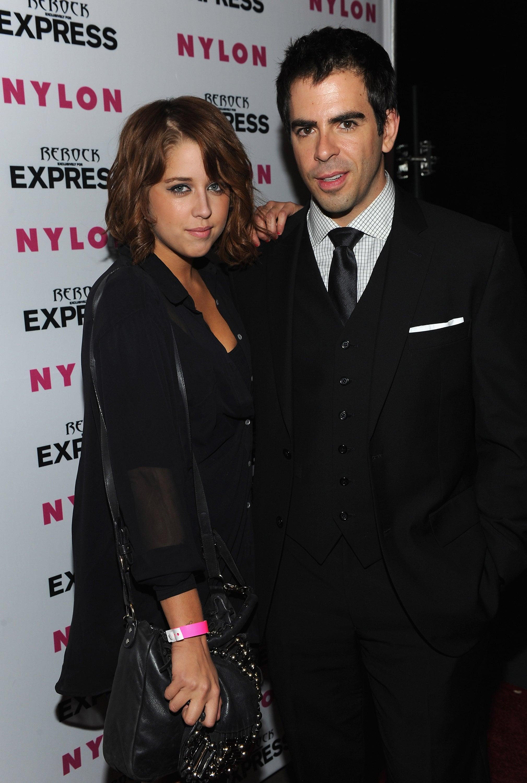 She Dated Eli Roth