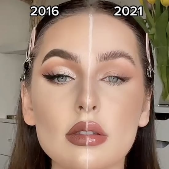 What Is the 2016 vs. 2021 Makeup Challenge on TikTok?
