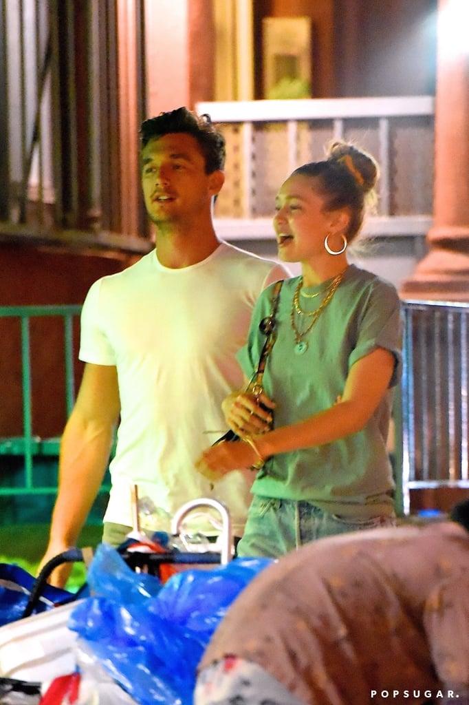 Tyler Cameron and Gigi Hadid's Romance Heats Up