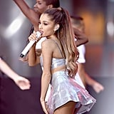 Ariana Grande Tweets About Her Painful Ponytail