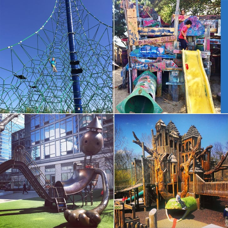 The Coolest Playgrounds in the United States