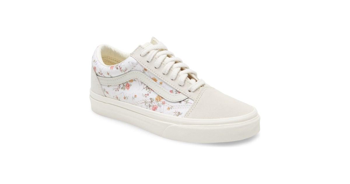 Vans UA Old Skool Lux Floral Sneakers