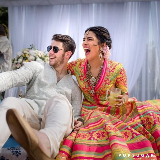 Nick Jonas and Priyanka Chopra Wedding Pictures