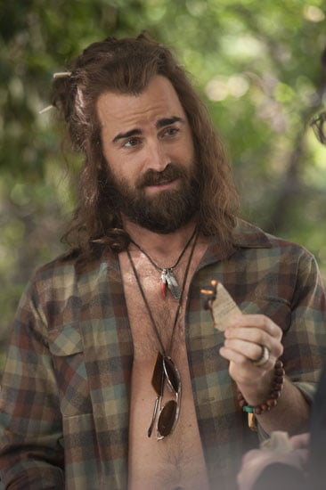 Justin Theroux in Wanderlust.