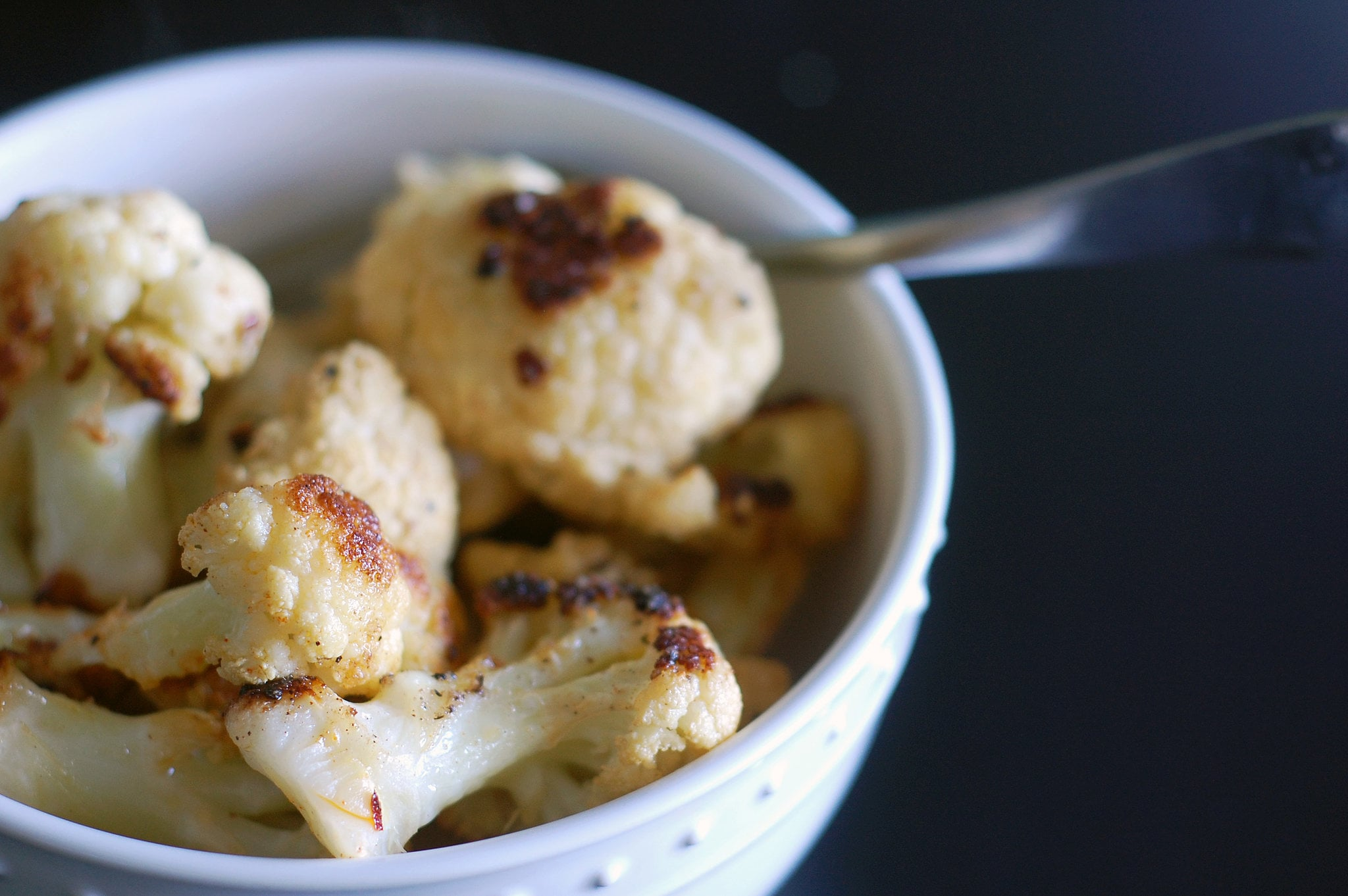 Smoky Roasted Cauliflower | Cauliflower's the New Kale: 8 Kid-Friendly ...
