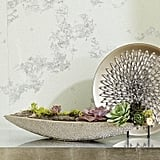 Bonnie: Global Views Organic Lace Bowl