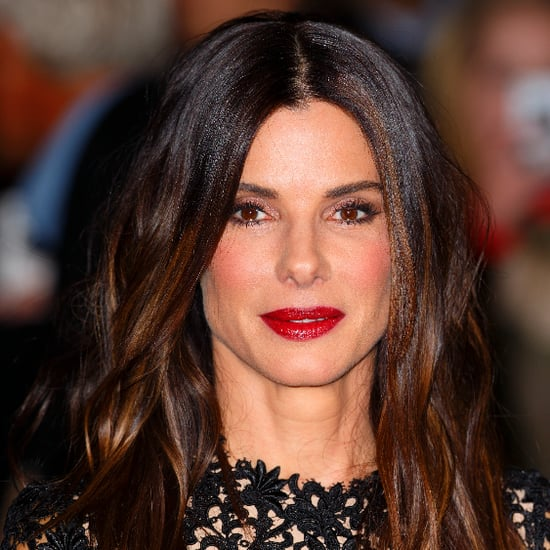 Sandra Bullock Gravity Tour Hair