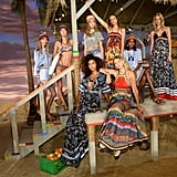 And Models Posed by the Tiki Bar
