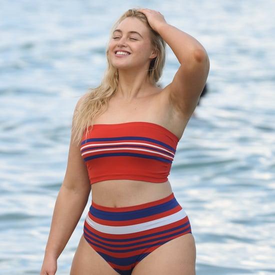 Ciara pregnant bikini