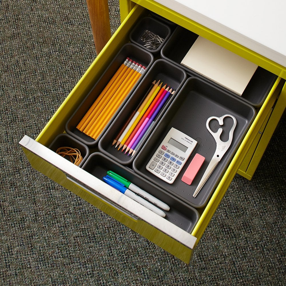 Made Smart Interlocking Drawer Organizer