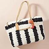 Mercado Global Billie Striped Weekender Bag