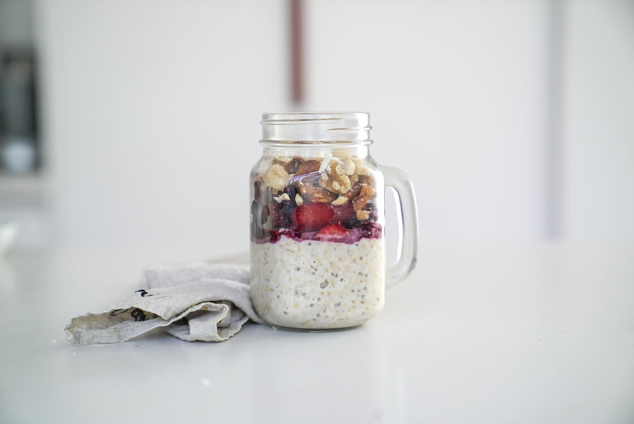 This Protein and Probiotic Oats Recipe Will Simplify Your Morning Meal Prep