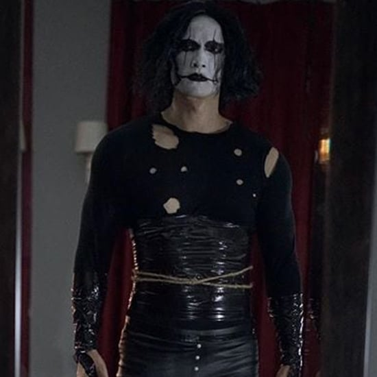 Harry Shum Jr.'s The Crow Halloween Costume 2018