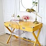 Create a desk area