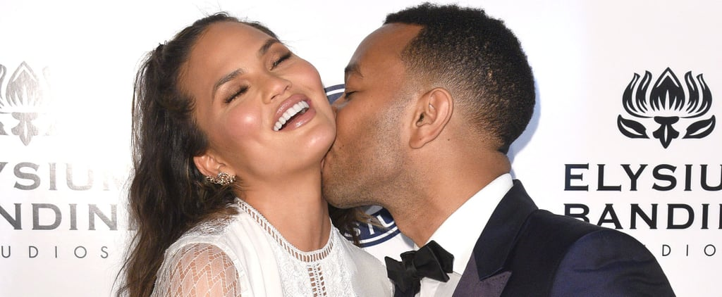 50 of the Sweetest, Sexiest PDA Moments From Celebrity Couples This Year