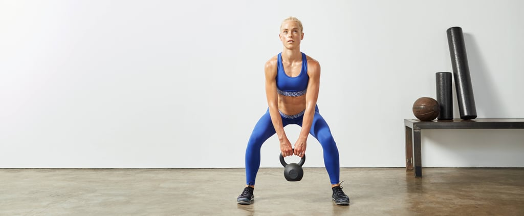 This Fat-Burning Workout Will Tone Your Entire Body — and All You Need Is 1 Kettlebell